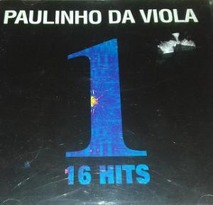 Paulinho Da Viola 1-16 Hits CD
