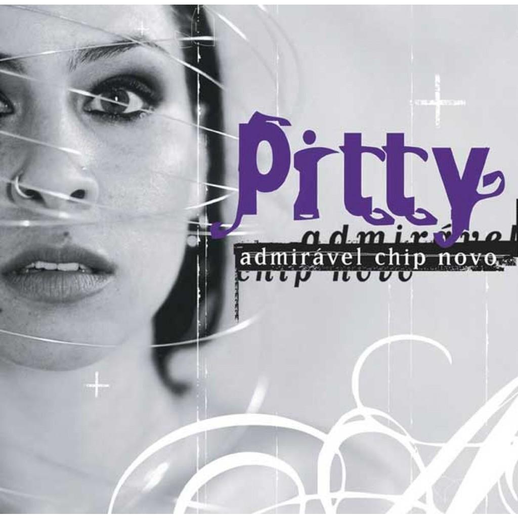 Pitty Admiravel Chip Novo   LP