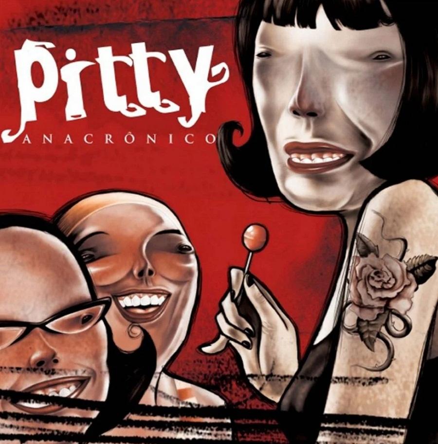 Pitty Anacronico   LP