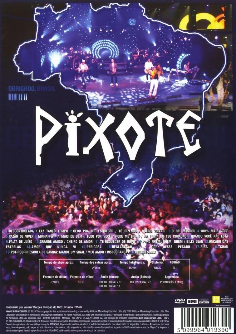 Pixote Obrigado Brasil   DVD