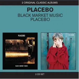 Placebo Black Market Music Placebo CD Duplo