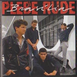 Plebe Rude Brasilia CD