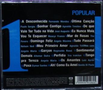 Popular One 16 Hits CD