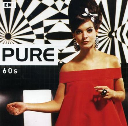 Pure 60s 72 Original Hits by The Original Artists CD Triplo