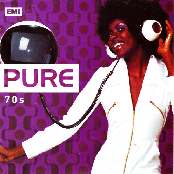 Pure 70s CD Triplo