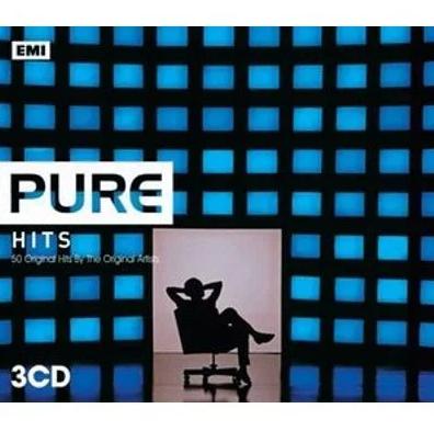 Pure Hits 50 Original Hits by The Original Artists CD Triplo