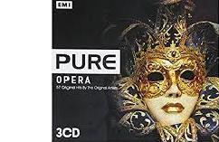 Pure Opera CD Triplo