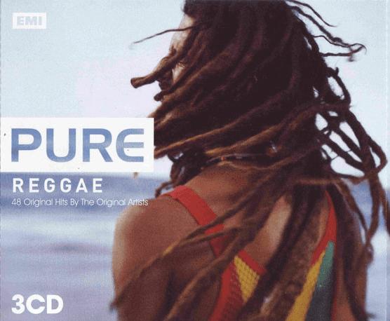 Pure Reggae 48 Original Hits by The Original Artists CD Triplo