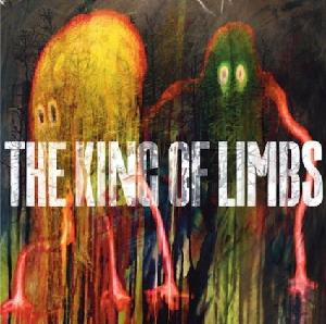 Radiohead The King of Limbs CD