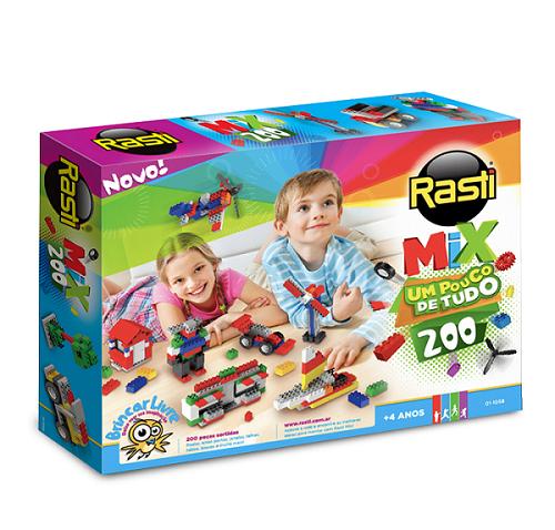 Rasti mix 200
