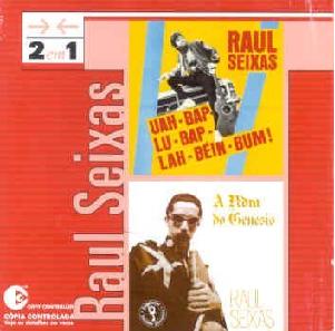 Raul Seixas 2 em 1 Uah-bap-lah-bein-bum! e A Pedra Do Genesis CD