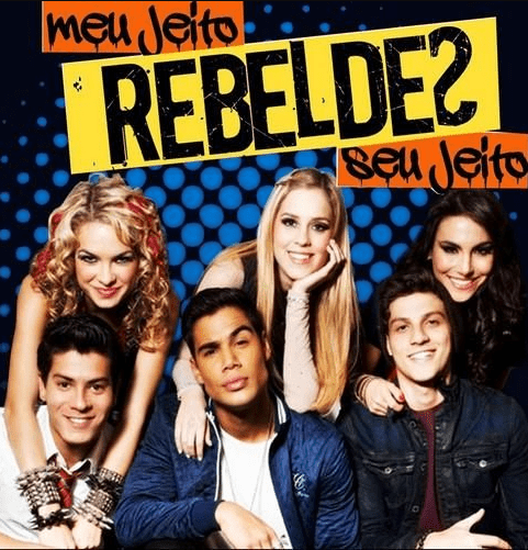 Rebeldes Meu Jeito Seu Jeito CD