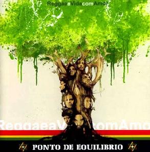 Ponto de Equilibrio Reggae a Vida com Amor Cd