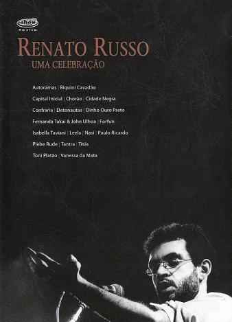 Renato Russo  Uma celebração    DVD