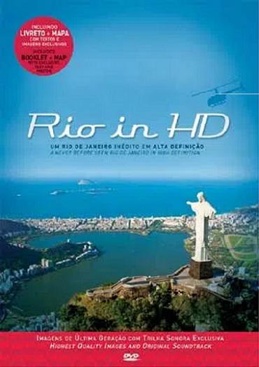 Rio in HD     DVD