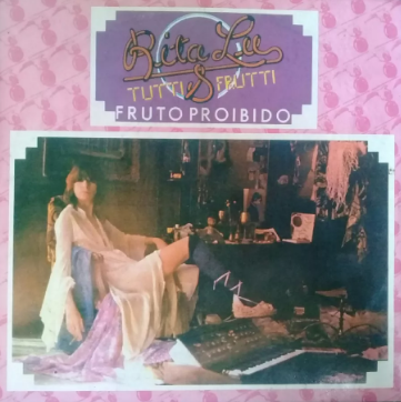 Rita Lee Tutti e Frutti Fruto Proibido CD