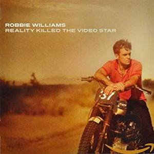 Robbie Williams Reality Kille The Video Star CD