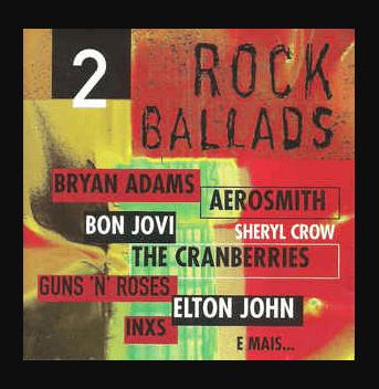 Rock Ballads 2 CD