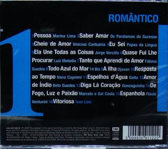 Romantico One 16 Hits CD
