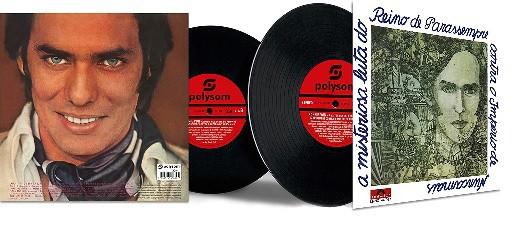 Ronnie Von A Misteriosa Luta do Reino de Parassempre Contra o Império de Nuncamais   LP