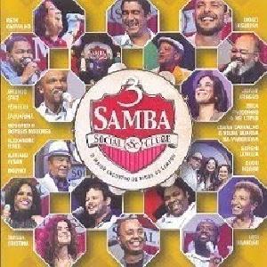 Samba 3 O Maior Encontro De Todos Os Tempos CD
