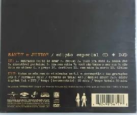 Sandy e Junior Ediçao Especial CD+DVD