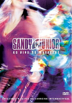 Sandy e Junior aO Vivo no Maracanã DVD
