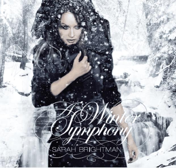 Sarah Brightman A Winter Symphony CD e DVD