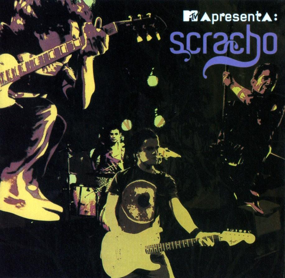 Scracho MTV      CD