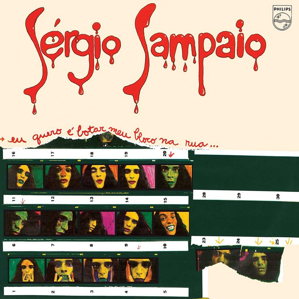 Sergio Sampaio Eu Quero e Botar Meu Bloco na Rua   Lp