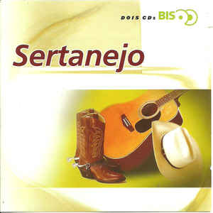 Sertanejo Bis CD Duplo