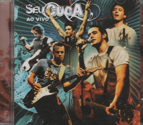 Seu Cuca Ao Vivo CD