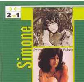 Simone 2 em 1 Cigarra e Pedaços CD