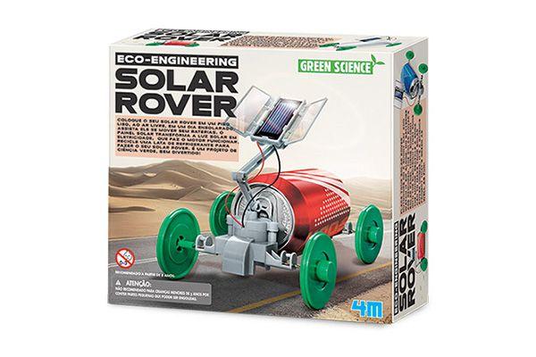 Solar Rover Carrinho  4M
