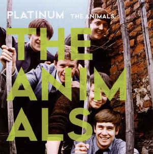 The Animals Platinum CD