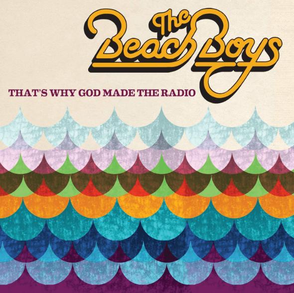 The Beach Boys That's Why God Made The Radio CD