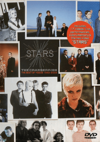 The Cranberries Stars The Best Of Videos 1992 2002 DVD
