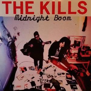 The Kills Midnight Boom CD