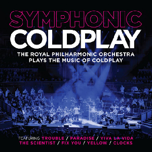 The Royal Philharmonic Orchestra Coldplay Simphonic CD