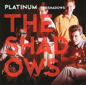 The Shadows Platinum CD