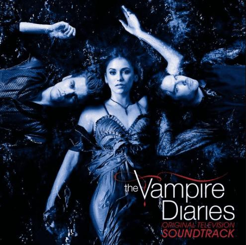 The Vampire Diaries Original Television Sound Track CD