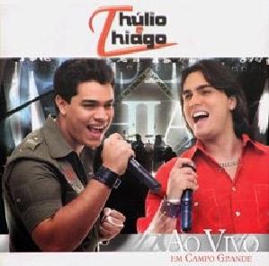 Thulio e Thiago Ao Vivo Em Campo Grande CD