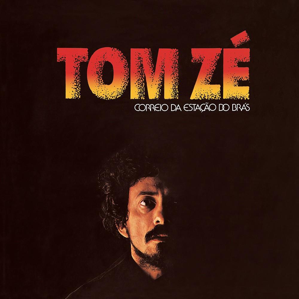 Tom Ze Correio da Estação do Bras LP