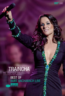 Traincha  Best Of Burt Bacharach Live  DVD e CD