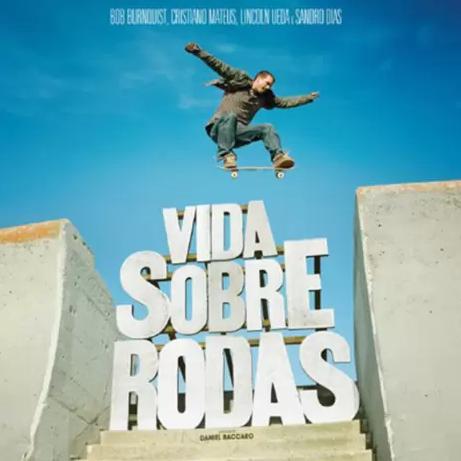 Trilha Sonora Vida Sobre Rodas CD