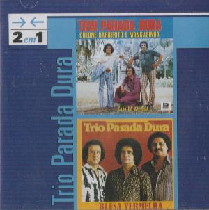 Trio Parada Dura 2 em 1 Casa Da Avenida e Blusa Vermelha CD