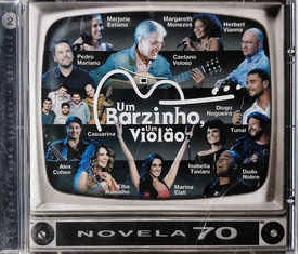 Um Barzinho Um Violao Novela 70 CD