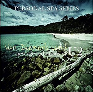 Van Diemen's Land Ne Age Renditions Of U2 CD