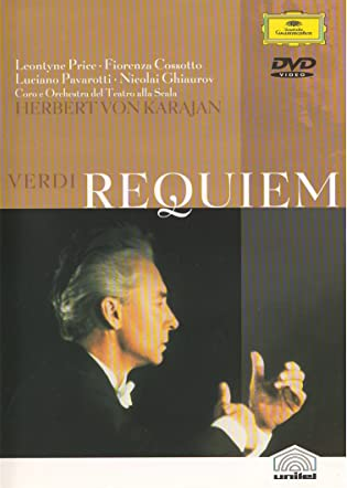 Verdi Requiem Herbert Von Karajan DVD