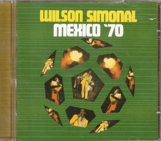 Wilson Simonal Mexico 70 CD